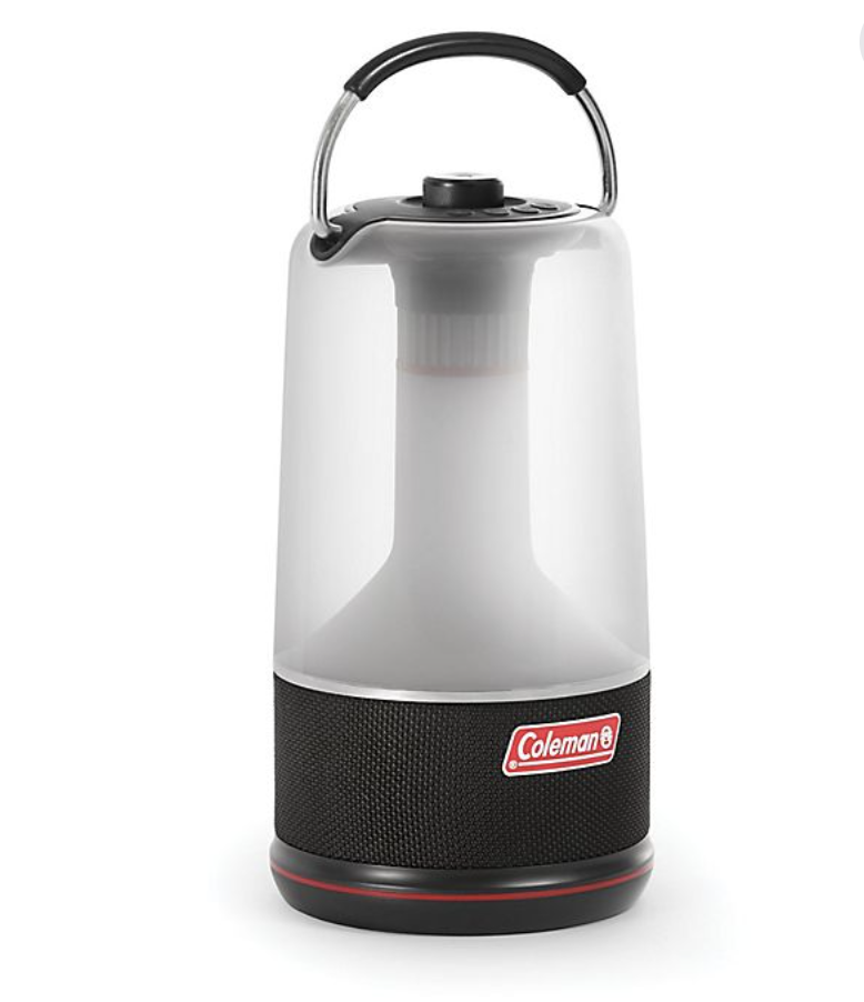 <p>Light your way for a night hike (or a late-night run to the restroom) with these camping essentials.</p> <ul> <li>Lantern</li> <li>Flashlights</li> <li>Matches or a lighter (for campfire making)</li> <li>Headlamps</li> <li>Firewood (from a nearby source)</li> <li>Extra batteries for the lights</li> <li>Glow sticks or necklaces</li> </ul> <p><strong>Upgraded camping gear:</strong> The Coleman Sound and Light Lantern gives you plenty of glow—and also serves as a bluetooth speaker if you want to enjoy a little music at your campsite.</p>