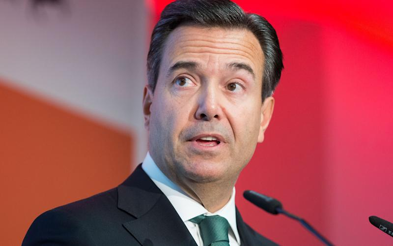Antonio Horta-Osorio's strategy for Lloyds includes a £3bn investment plan - © 2015 Bloomberg Finance LP
