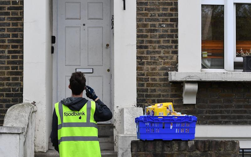 Millions of people could again be asked to remain in their homes if virus cases return to dangerous levels - Andy Rain/EPA-EFE/Shutterstock