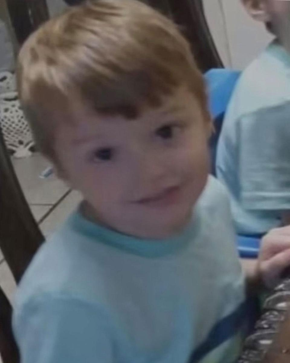 """<div class=""""inline-image__caption""""><p>Cash Gernon was abducted out of his bed on May 15.</p></div> <div class=""""inline-image__credit"""">Handout</div>"""
