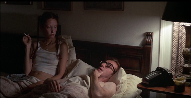 Annie Hall Bed
