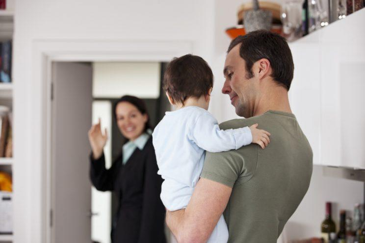 : Want to keep your high-earning wife happy? Help out at home