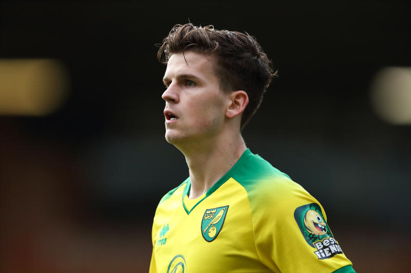 Sam Byram signed for Norwich from West Ham. (Credit: Getty Images)