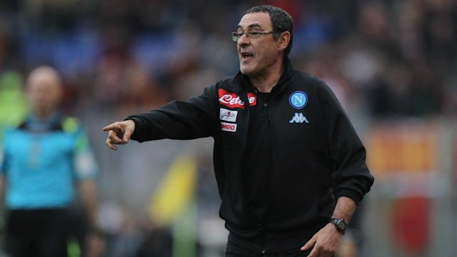 Napoli's 3-2 Coppa Italia semi-final win over Juventus shows the club are closing the gap, Maurizio Sarri said, despite his side's exit.