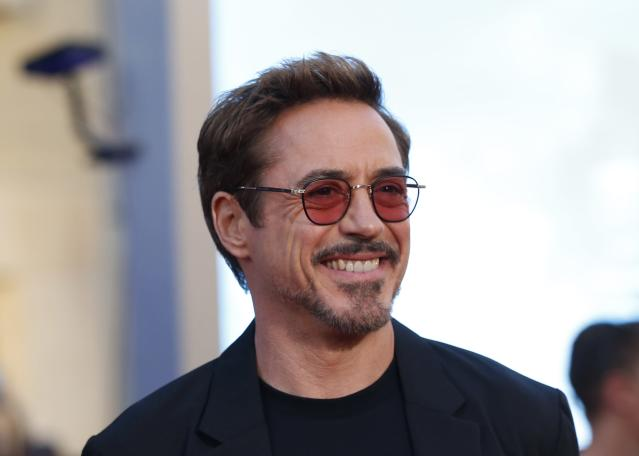 <p>No. 6: Robert Downey Jr.<br>Past year's earnings: $48 million<br>Even Tony Stark would be pleased with the paydays that Downey saw in the last year. Formerly the highest-earning star, an appearance in <em><span>Spider-Man: Homecoming</span></em> and a lead role in next year's <em><span>Avengers: Infinity War</span></em> helped keep him in the top 10.<br>(Reuters) </p>
