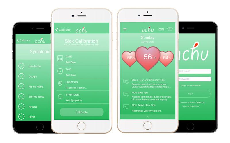 This App Could Help You Stay Healthier on the Road
