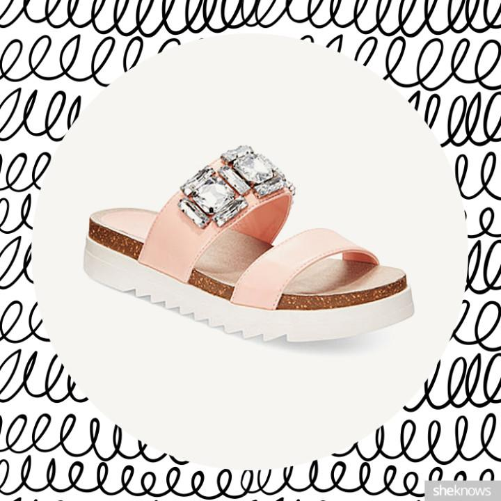 For those times when you need fancy Birks to wear on abig night out. (Shop.com,$33)