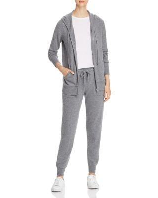 <p>This <span>C by Bloomingdale's Cashmere Zip Hoodie & Jogger Pants</span> ($278) makes for an amazing gift, but you could also gift it to yourself.</p>