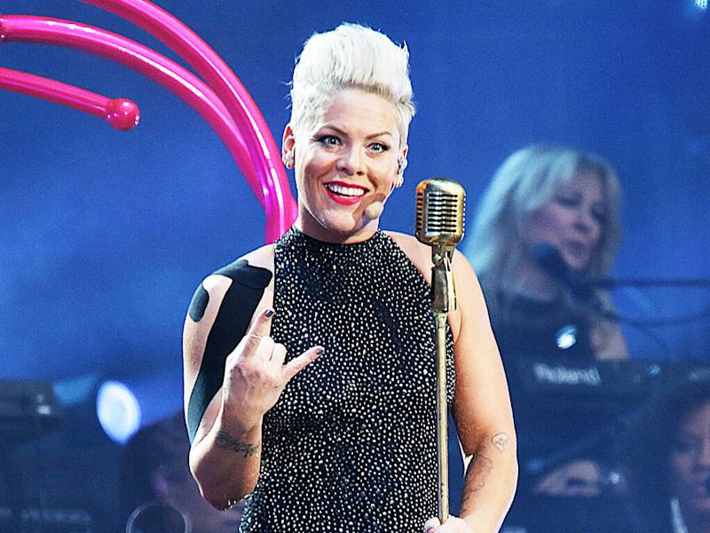 Pink taking a break from music in 2020