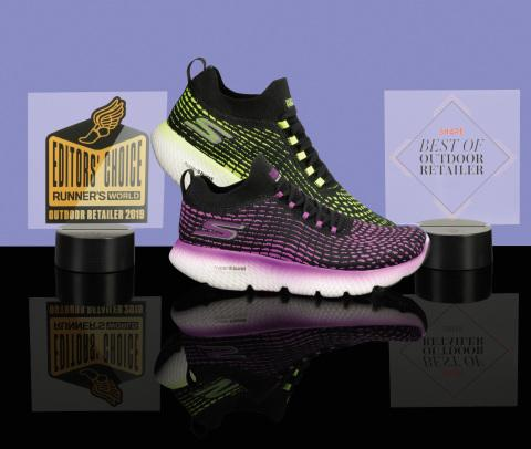 2e667bf6 Skechers GO RUN Maxroad 4 Hyper™ Wins Two Editorial Awards at Outdoor  Retailer