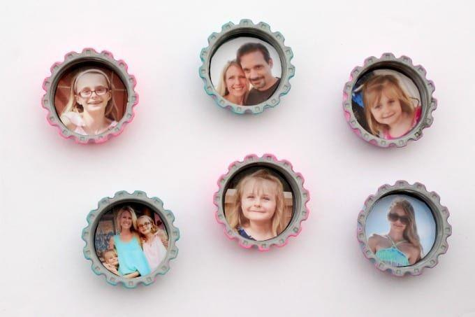 "<p>Preserve Mom's favorite family memories on the fridge in a delightfully retro way. Doing this last-minute, without enough time to collect caps? You can <a href=""https://go.redirectingat.com?id=74968X1596630&url=https%3A%2F%2Fwww.michaels.com%2Fsoda-bottle-lids-by-ashland%2F10394940.html&sref=https%3A%2F%2Fwww.goodhousekeeping.com%2Fholidays%2Fmothers-day%2Fg32126629%2Fmothers-day-crafts-for-kids%2F"" rel=""nofollow noopener"" target=""_blank"" data-ylk=""slk:buy them"" class=""link rapid-noclick-resp"">buy them</a>.</p><p><em><a href=""https://funmoneymom.com/bottle-cap-magnets/"" rel=""nofollow noopener"" target=""_blank"" data-ylk=""slk:Get the tutorial at Fun Money Mom »"" class=""link rapid-noclick-resp"">Get the tutorial at Fun Money Mom »</a></em></p>"