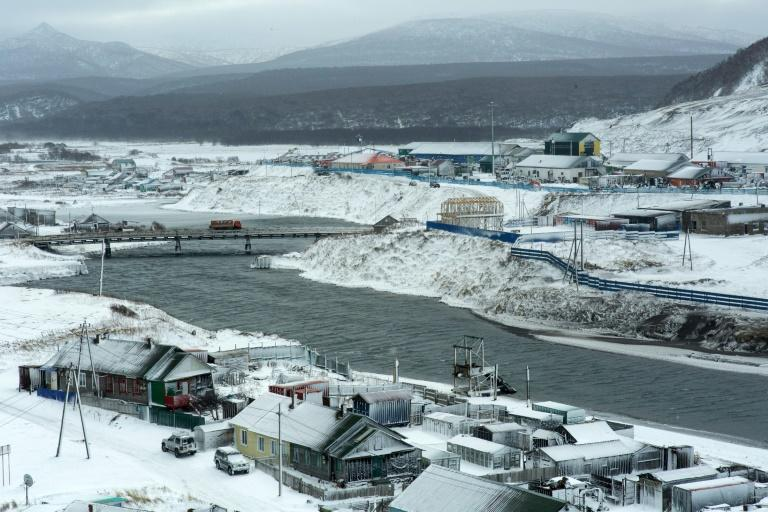 The Kurils, which lie north of Japan's Hokkaido island, have been controlled by Moscow since they were seized by Soviet troops in the dying days of World War II