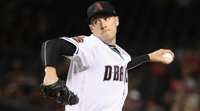 Arizona Diamondbacks southpaw Patrick Corbin lost his no-hit bid against the San Francisco Giants with two outs in the eighth inning on Tuesday night. He still finished off the complete-game shutout in a 1-0 Arizona win.