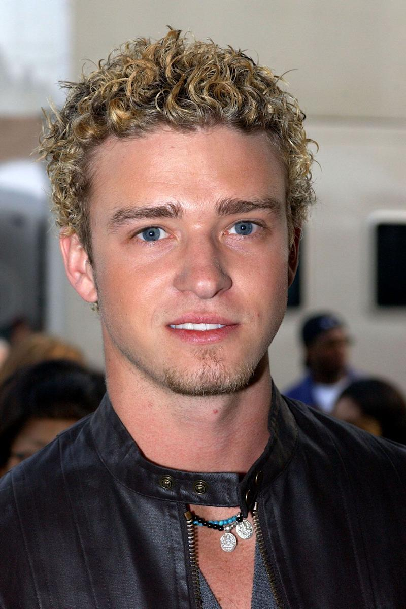 Justin Timberlake Doesn T Age Amp His Evolution Proves It