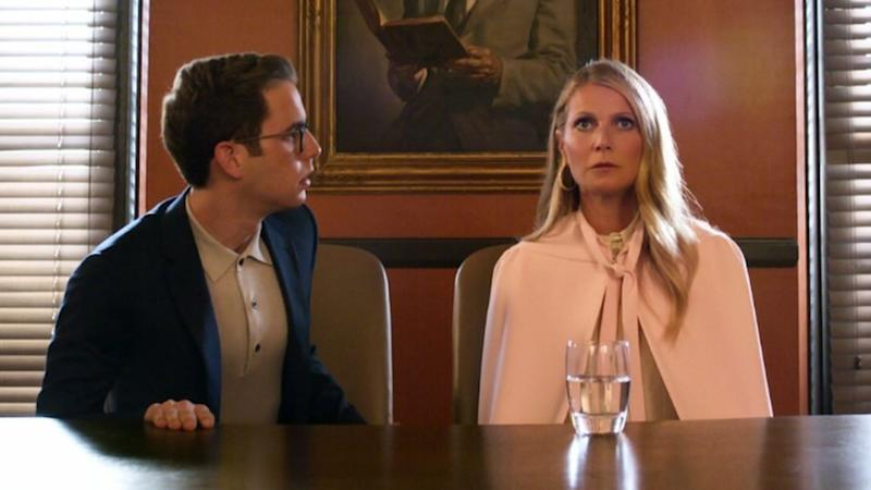 'The Politician': First Look at Gwyneth Paltrow, Jessica Lange, Ben Platt and More Stars in Character