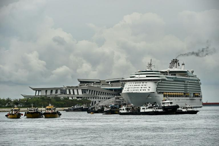 Singapore 'cruises to nowhere' plan sparks virus fears