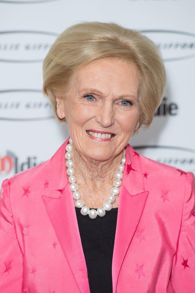 Mary Berry interview