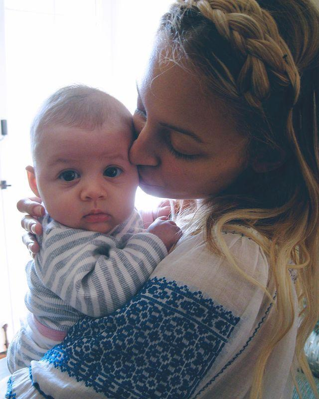 """<p>Nicole Richie has shared a rare throwback photo of her daughter Harlow (January 12)</p><p>The previously unseen snap was shared via Instagram in celebration of her daughter's 13th birthday. The adorable snaps sees the actress snuggled up to the then three-month-old. <br><br>Richie and her husband Joel Madden have been notoriously private about their family life in recent years, so sharing the heartwarming tribute is a lovely treat for their fans.</p><p>The mother-of-two captioned the celebratory post with a nod to the teen's generational habits: 'You light up my life with your presence, & have no problem lighting up my bedroom with your bright phone screen. [sic]'</p><p><a href=""""https://www.instagram.com/p/CJ7R05lBZMk/"""" rel=""""nofollow noopener"""" target=""""_blank"""" data-ylk=""""slk:See the original post on Instagram"""" class=""""link rapid-noclick-resp"""">See the original post on Instagram</a></p>"""