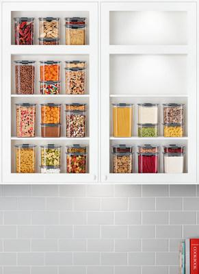 Great Rubbermaid BRILLIANCE™ Pantry Comes In Six Varieties, Perfectly Sized To  Store Common Pantry Foods Such As Cereal, Flour, Sugar, Brown Sugar,  Spaghetti And ...