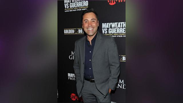 Oscar De La Hoya tries to clear the air, but confusion and doubt still rule the day