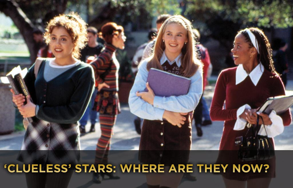 """Believe it or not, """"<a href=""""http://movies.yahoo.com/movie/1800240281/info"""">Clueless</a>"""" -- that classic teen romantic comedy loosely based on Jane Austen's """"Emma"""" -- came out 16 years ago this month. Let's take a look at what movie's stars are up to."""