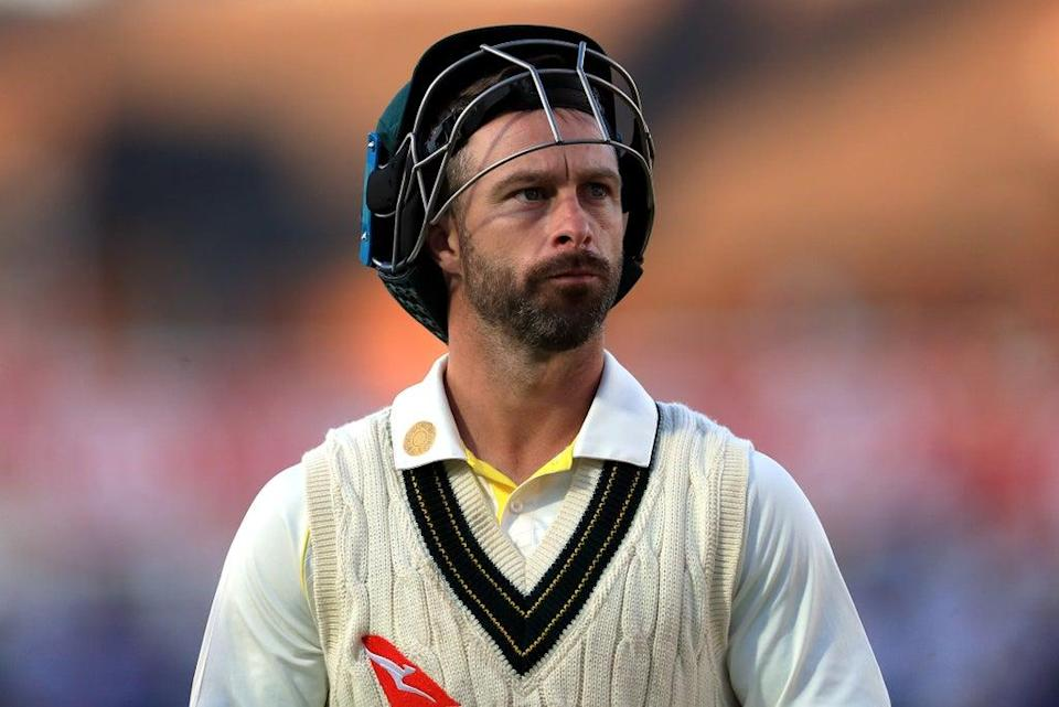 Australia wicketkeeper Matthew Wade said he would not be passing judgment on England having concerns about Covid requirements when travelling for the Ashes (Mike Egerton/PA) (PA Archive)