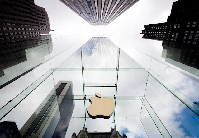 <p>No. 3: Apple<br> (Reuters) </p>