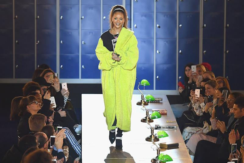 Rihanna Continues Her Award-Winning Year with Yet Another Honor