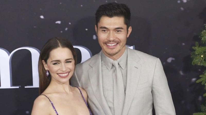 'Last Christmas' Stars Emilia Clarke & Henry Golding on Covering George Michael's Most Iconic Hits (Exclusive)