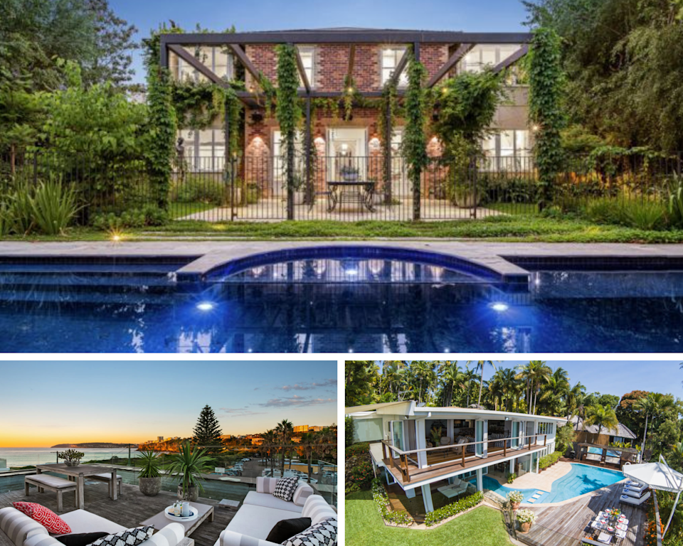 Top 8 luxury homes for sale right now. Source: Domain.com.au / Yahoo Finance AU