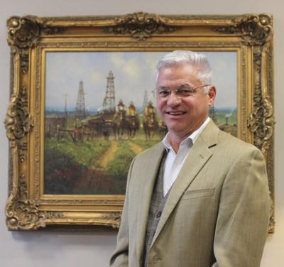 Monty Collins, President of CECO Pipeline Services.