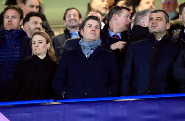 Premier League chief executive Richard Masters has spoken about the impact of Covid-19 on the top flight (Mike Egerton/PA)