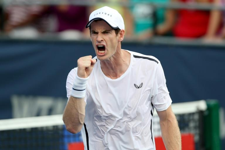 Andy Murray to return to singles at Cincinnati Open