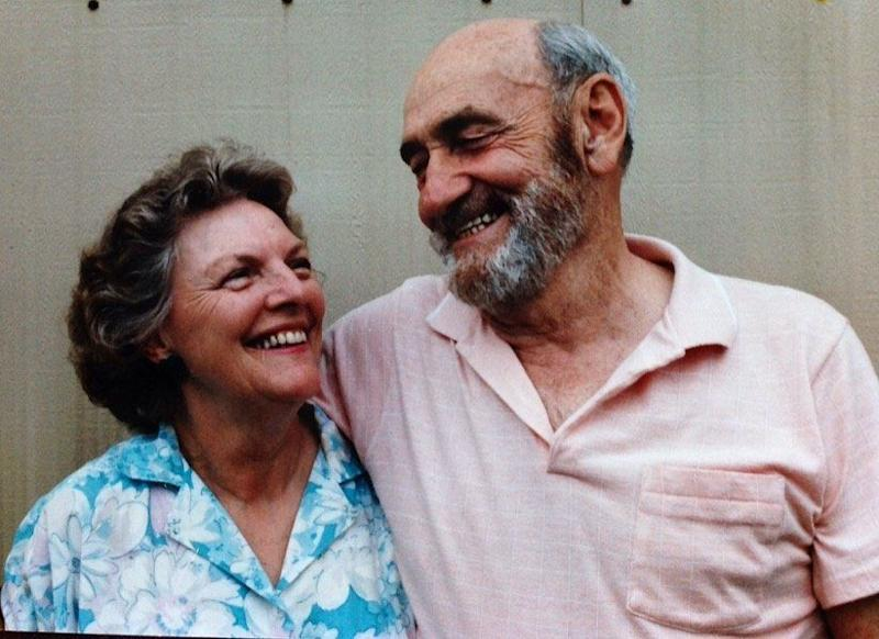 """""""After 40 years of smoking five packs of cigarettes a day together, they decided to quit with no outside help. And they did. Together."""" - <em>Michelle Brown</em>"""