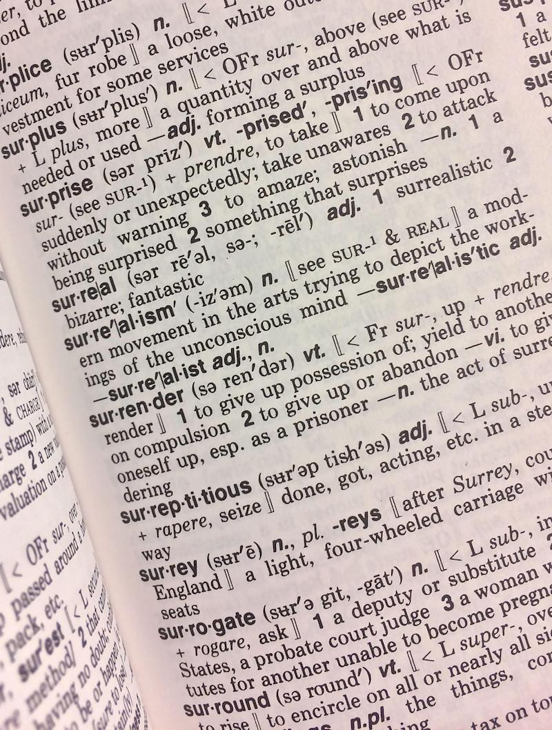 """""""Existential"""" is Dictionary.com's Word Of the Year"""