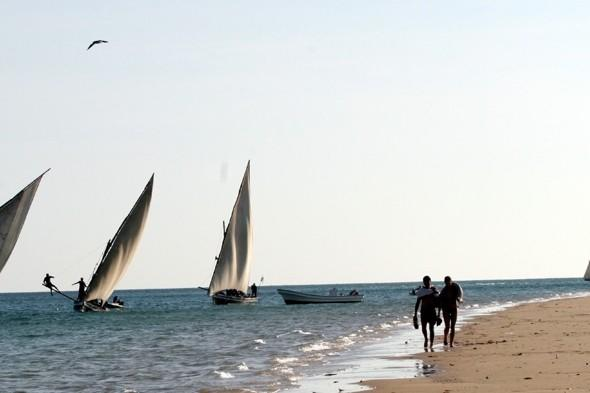 Tourists warned 'all Kenya resorts' could be at risk of pirate attacks