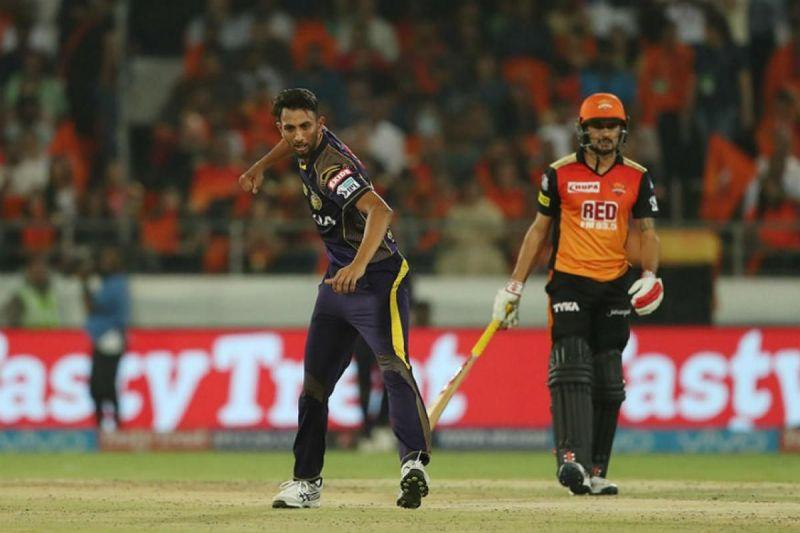 KKR roped in Prasidh Krishna as a replacement