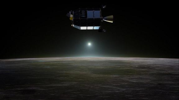 NASA Spacecraft Will Crash into the Moon This Month