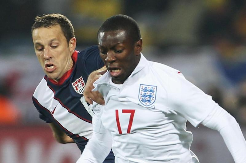 Like father, like son | Shaun Wright-Phillips (above) made 36 appearances for the senior side: Phil Cole/Getty Images