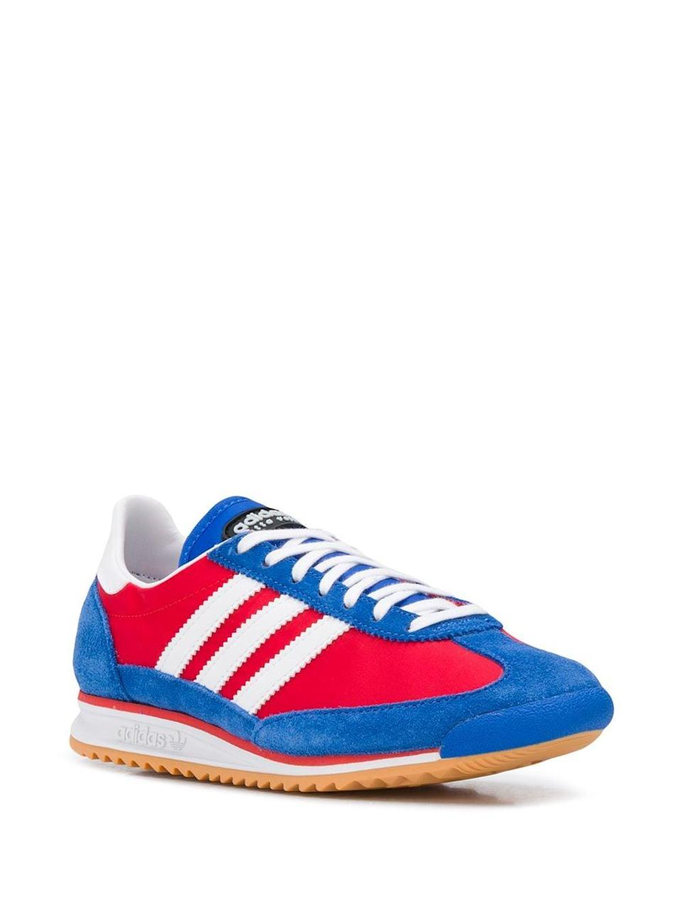 """<p><span>Adidas x Lotta Volkova Sneakers</span> ($120, originally $160)</p> <p>""""I'm obsessed with these sneakers! They are so comfortable and add the perfect pop of color to my usual leggings or sweats I'm wearing these days - and of course they go great with jeans too!"""" - Lisa Sugar, president and founder, POPSUGAR</p>"""