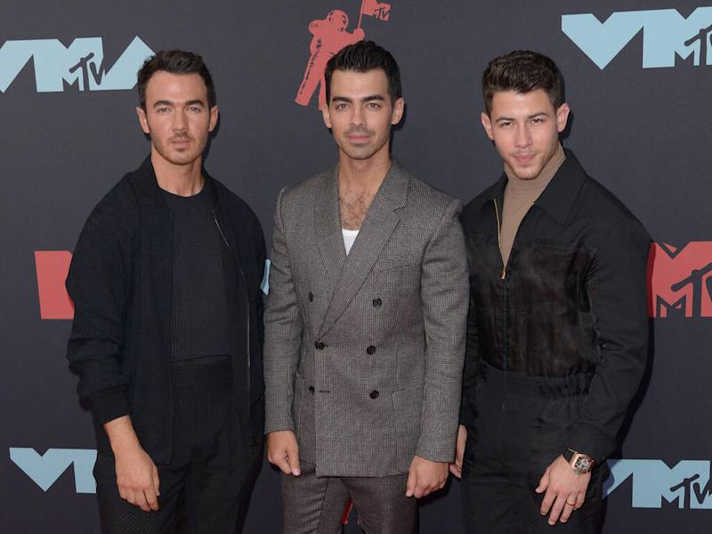 Jonas Brothers' wives to appear in music video