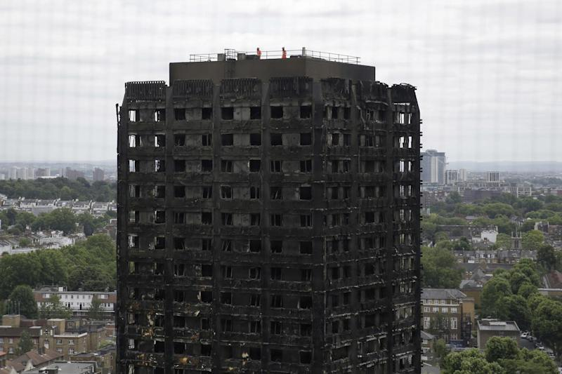 A final sum of £1.4 million will be given to the survivors of the fire from the Evening Standard Dispossessed Fund's appeal