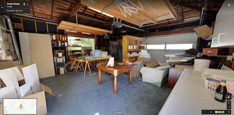 Gentil Google Was Started In This Garage Office In California 1998 U2014 Take A Look  Inside