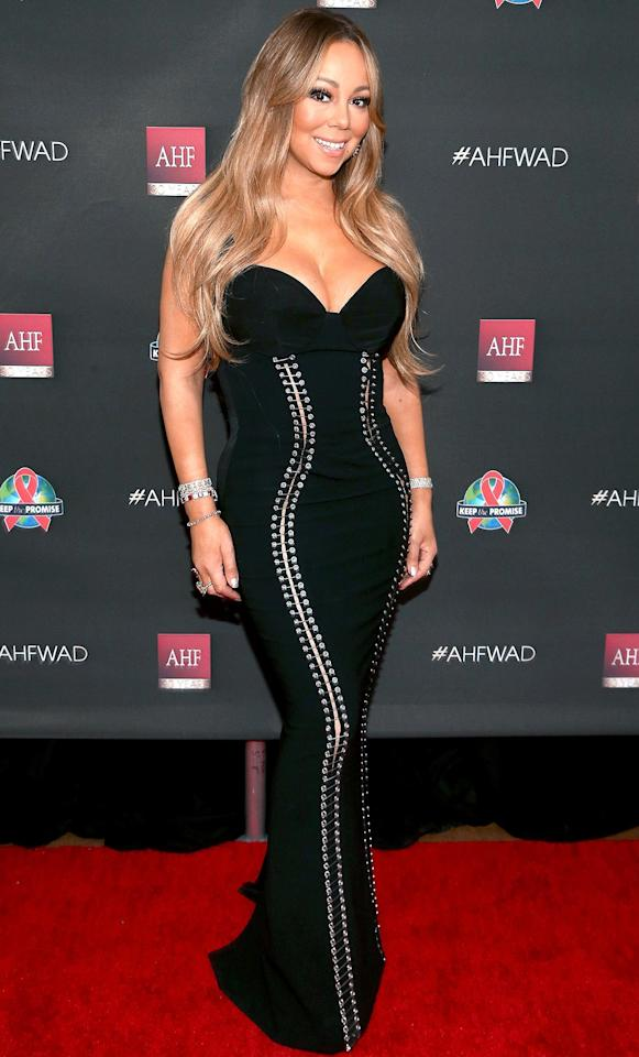 """In PEOPLE's exclusive first look at the August issue of <a href=""""http://cosmopolitan.com/mariah-carey""""><i>Cosmopolitan</i></a>, the five-time Grammy-winning singer revealed that while she has had some <a href=""""https://people.com/music/james-packer-low-point-personal-life-mariah-carey-split/"""">highly publicized romances</a> throughout the years, she's never been one to play the field.  """"I haven't had that many, but there has been a variety pack,"""" Carey told <i>Cosmopolitan.</i>  """"I've only been with five people in my life, so I'm kind of a prude, honestly, compared to most others in the field,"""" she added.  The star wed her first husband, Sony exec Tommy Mottola, in 1993, when she was a newcomer in the industry. Over a decade later, she tied the knot for a second time with Nick Cannon, with whom <a href=""""https://people.com/parents/celebrity-blended-families/"""">she shares twins Moroccan and Monroe</a>.  Carey is currently in a relationship with backup dancer and choreographer <a href=""""https://people.com/music/mariah-carey-and-bryan-tanaka-relationship-timeline/"""">Bryan Tananka</a>, whom she first began dating shortly after her<a href=""""https://people.com/music/mariah-carey-james-packer-not-getting-back-together/"""">split</a>from Australian billionaire James Packer."""