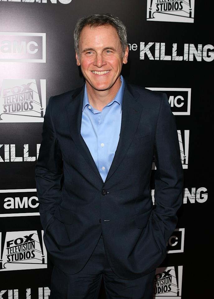 "Mark Moses attends AMC's ""<a target=""_blank"" href=""http://tv.yahoo.com/killing/show/46787"">The Killing</a>' Season 2 Los Angeles Premiere at ArcLight Cinemas on March 26, 2012 in Hollywood, California."