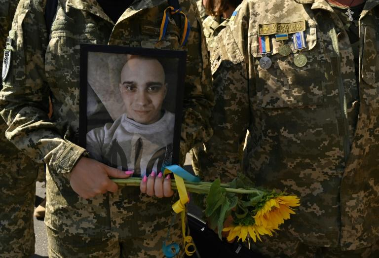 The five-year war in east Ukraine against Russia-backed separatists has claimed some 13,000 lives