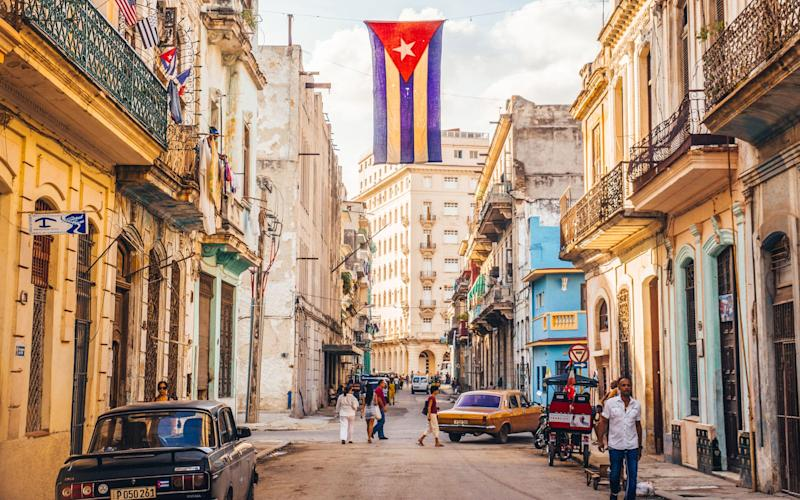 The Cuban capital hosts the royals this week - julianpetersphotography