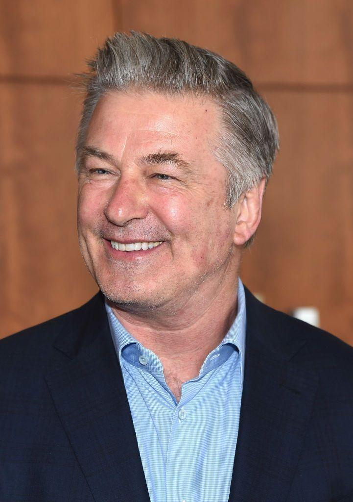 <p>Baldwin says he was fortunate to have tackle addiction when young. He has been sober since 1985.</p>