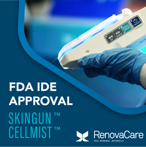 FDA Grants RenovaCare Full IDE Approval for Safety and Feasibility Clinical Trial