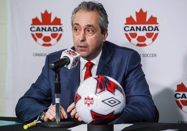 Canada Soccer calls off planned women's national team camp in England due to COVID